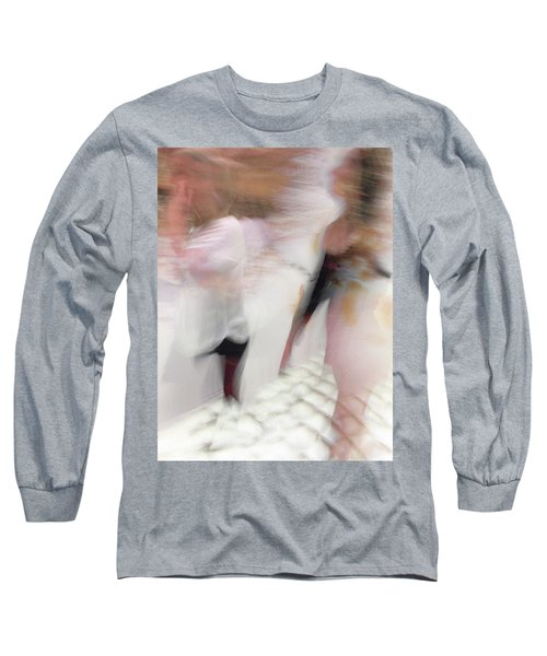 Long Sleeve T-Shirt featuring the photograph Passage Of Angels by Alex Lapidus