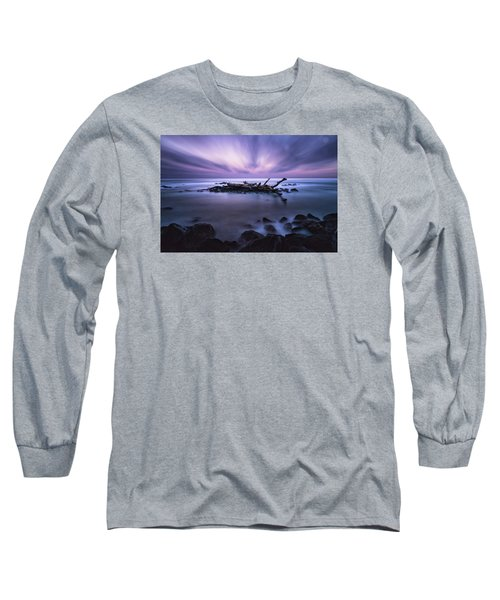 Pastel Tranquility Long Sleeve T-Shirt