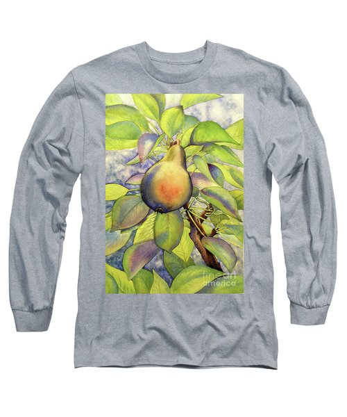 Pear Of Paradise Long Sleeve T-Shirt
