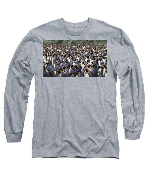 Penguinscape Long Sleeve T-Shirt