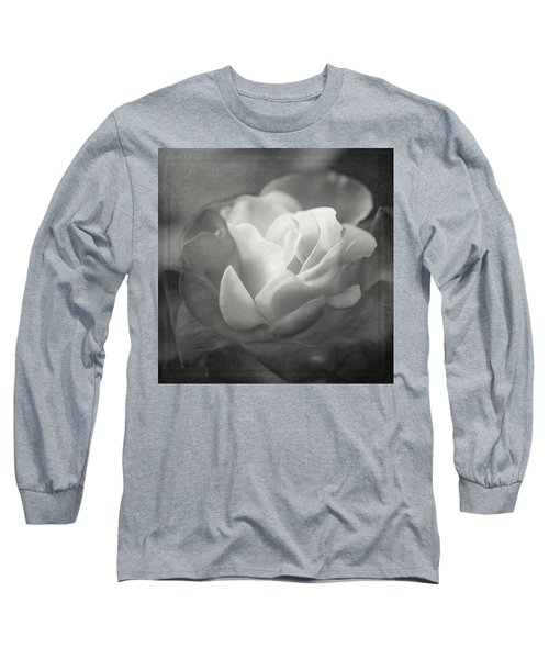 Perfectly Imperfect Monochrome By Tl Wilson Photography Long Sleeve T-Shirt