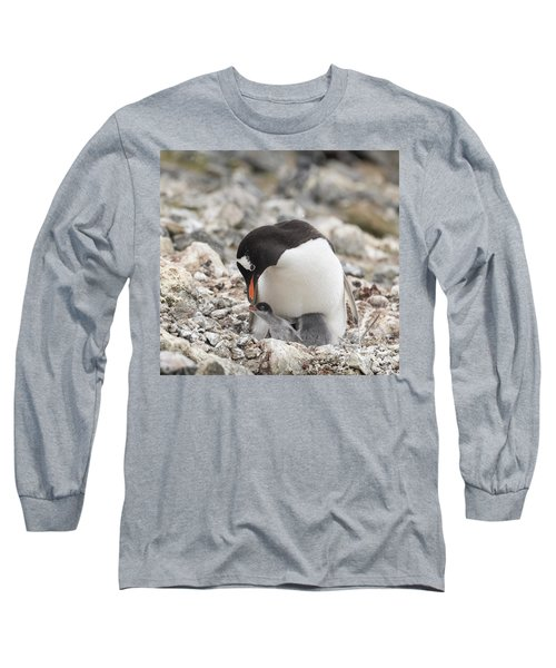 Personality Emerges Early Long Sleeve T-Shirt