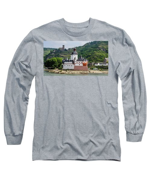 Pfalzgrafenstein Castle Long Sleeve T-Shirt