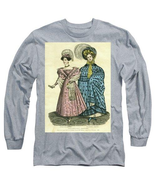 Philadelphia Fashions Long Sleeve T-Shirt