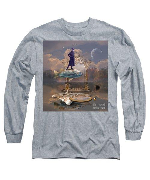 Picnic Long Sleeve T-Shirt