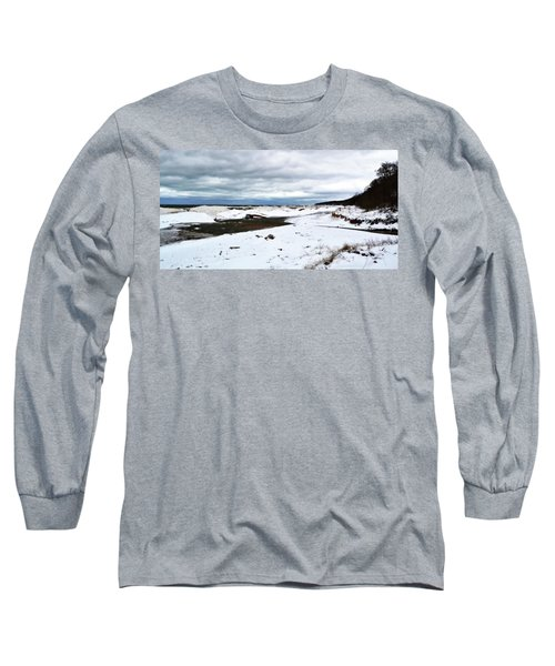 Pier Cove To The North Long Sleeve T-Shirt