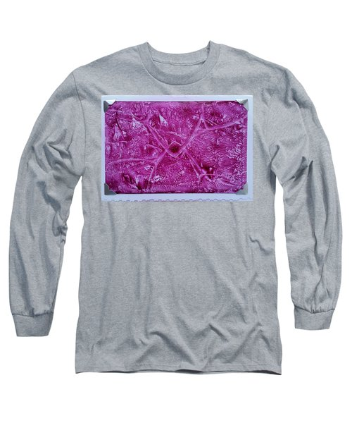 Pink Triangles Long Sleeve T-Shirt