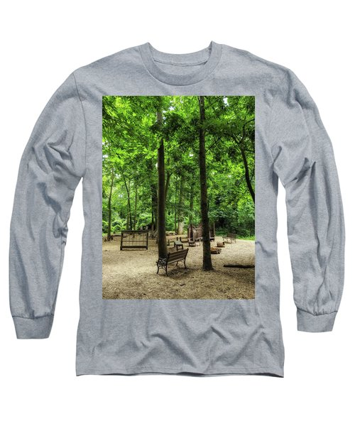 Play In The Shade Long Sleeve T-Shirt