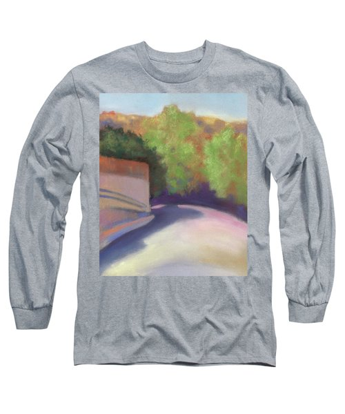 Port Costa Street In Bay Area Long Sleeve T-Shirt
