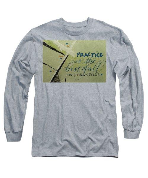 Practice Long Sleeve T-Shirt