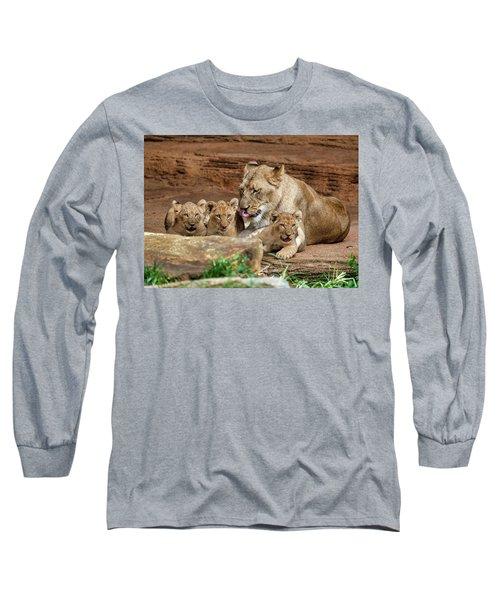 Pride Of The Pride 6114 Long Sleeve T-Shirt