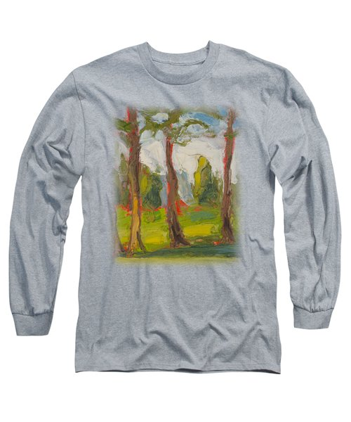 Primordial Forest Long Sleeve T-Shirt