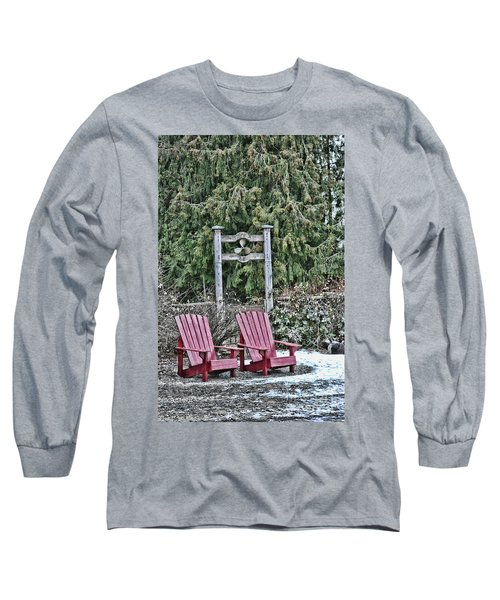 Prop Chairs Long Sleeve T-Shirt