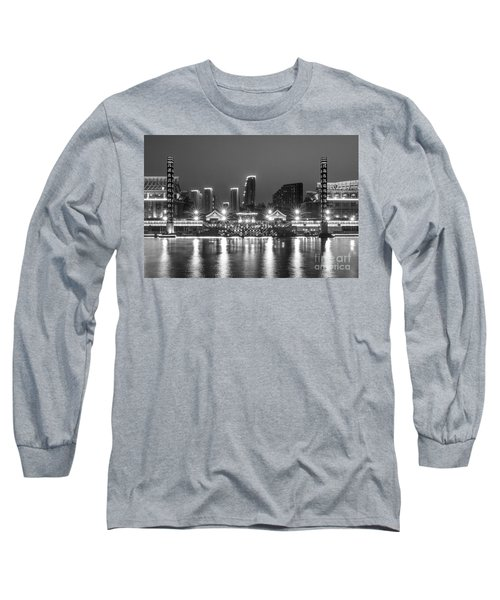Qujingde Garden Long Sleeve T-Shirt