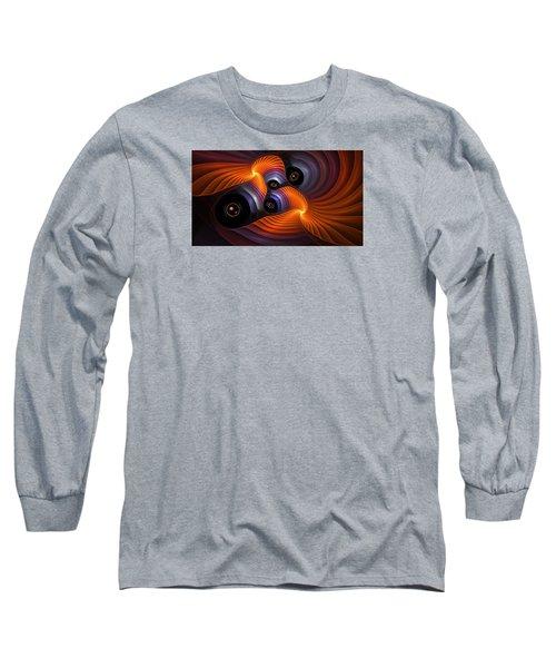 Rainbow Eyes Long Sleeve T-Shirt