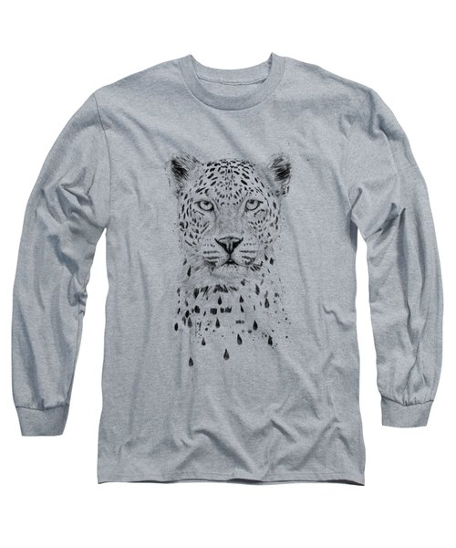 Raining Again Long Sleeve T-Shirt