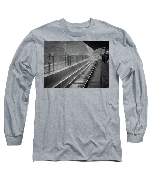 Rainy Days And Metro Long Sleeve T-Shirt