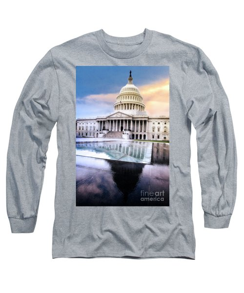 Reflecting Pool Long Sleeve T-Shirt