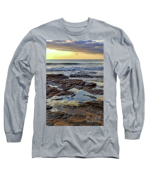 Reflections On The Rocks Long Sleeve T-Shirt