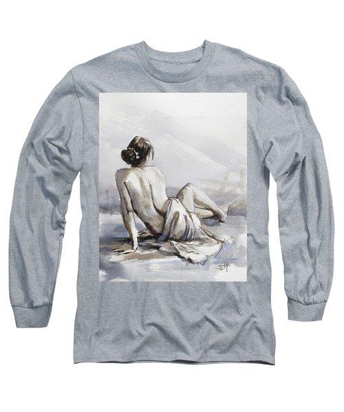 Relaxed Long Sleeve T-Shirt