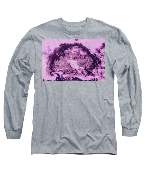 Rhapsody In Purple Long Sleeve T-Shirt