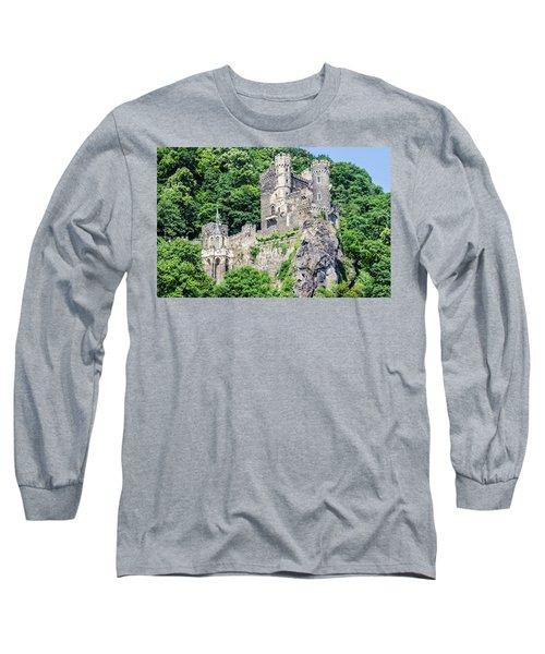 Rheinstein Castle Long Sleeve T-Shirt