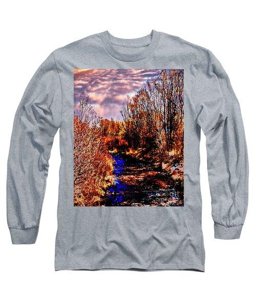 Rio Taos Bosque V Long Sleeve T-Shirt