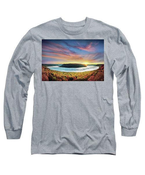River Of Fog Long Sleeve T-Shirt