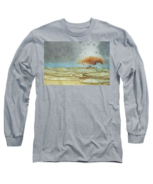 Rock Stain Abstract 1 Long Sleeve T-Shirt