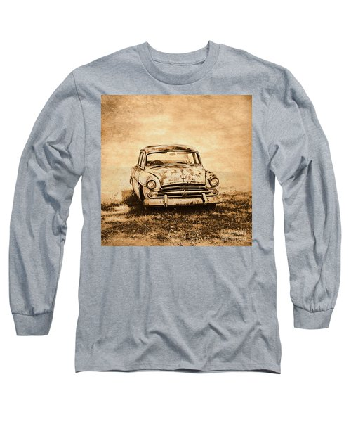 Rockabilly Relic Long Sleeve T-Shirt