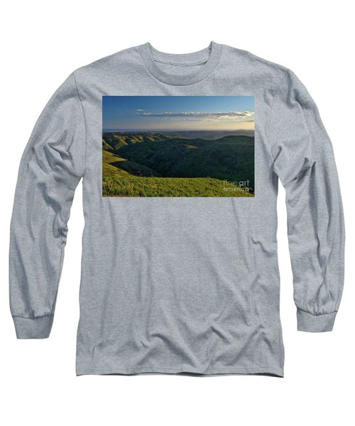 Rolling Mountain - Algarve Long Sleeve T-Shirt