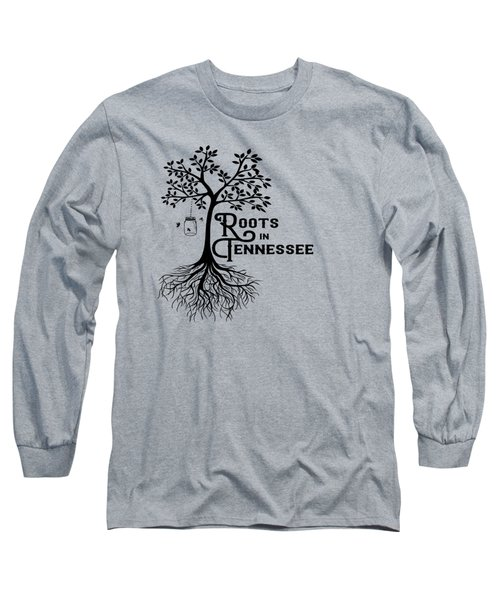 Roots In Tn Long Sleeve T-Shirt