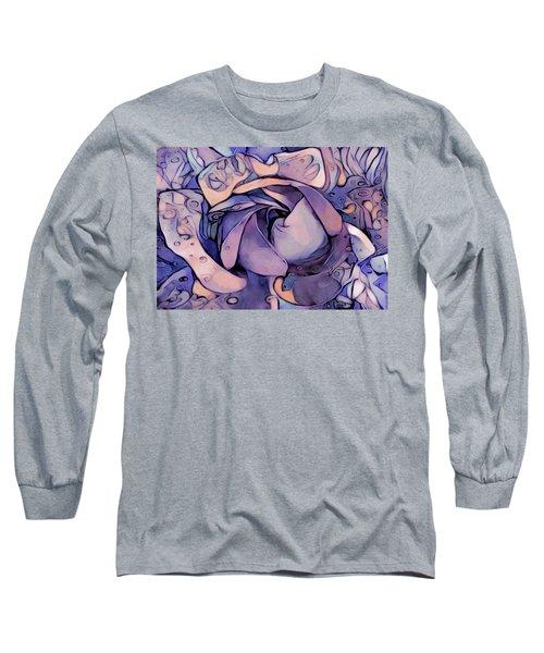 Rose Dust Long Sleeve T-Shirt