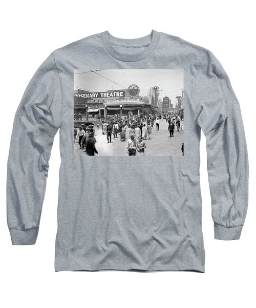 Rosemary Theater Santa Monica Long Sleeve T-Shirt
