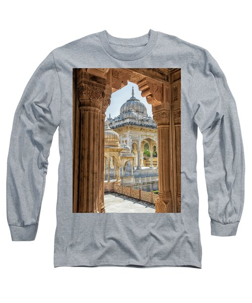 Royal Cenotaphs Long Sleeve T-Shirt