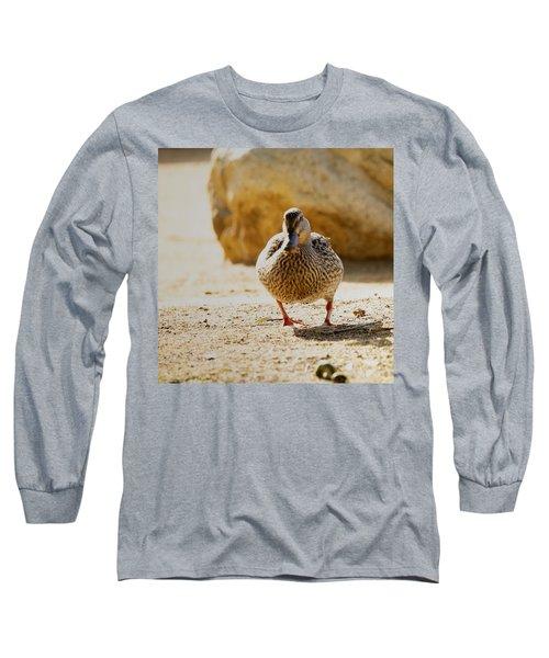 Rumble Long Sleeve T-Shirt