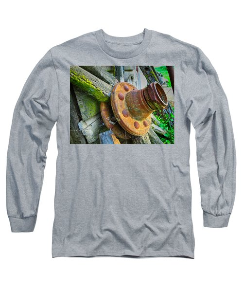 Rusted Hub Long Sleeve T-Shirt