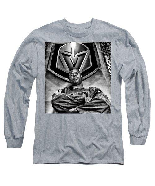Ryan Reaves Vegas Golden Knights Long Sleeve T-Shirt