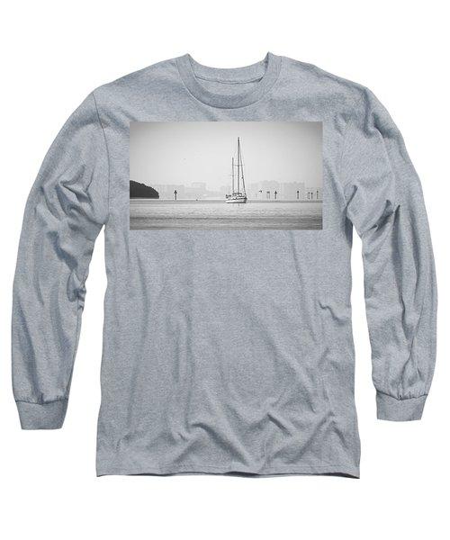 Sail Out Of Sarasota Long Sleeve T-Shirt