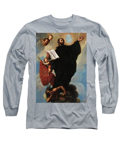 Saint Ignatius Loyola Long Sleeve T-Shirt