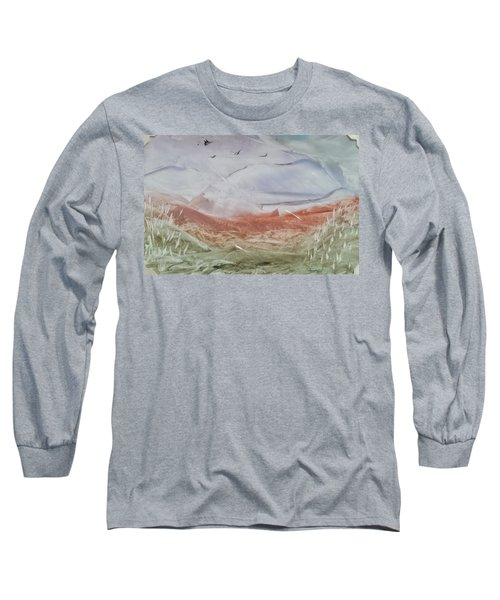 Sand Dunes  Long Sleeve T-Shirt