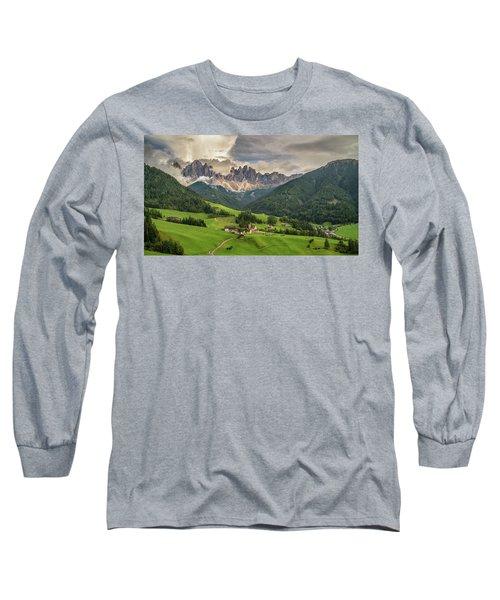 Santa Maddalena Long Sleeve T-Shirt