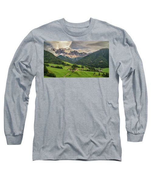 Santa Maddalena Long Sleeve T-Shirt