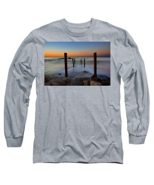 Santa Monica Sunrise Long Sleeve T-Shirt