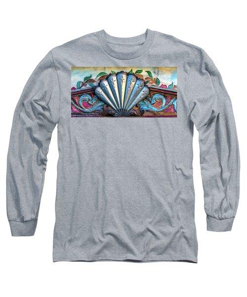 Santo Nino De Atocha Chapel Detail Long Sleeve T-Shirt