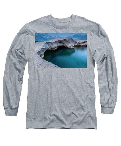 Sarakiniko Long Sleeve T-Shirt