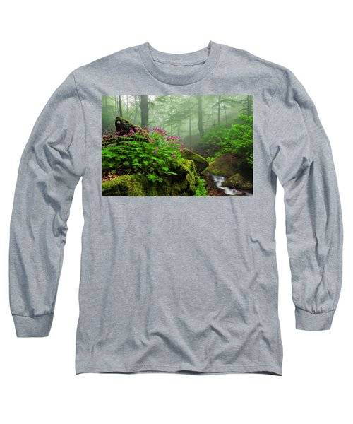 Scent Of Spring Long Sleeve T-Shirt