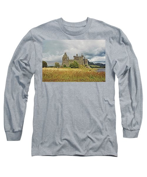 Scotland. Loch Awe. Kilchurn Castle. Long Sleeve T-Shirt