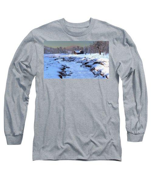 Season Of Repose Long Sleeve T-Shirt
