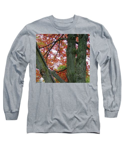 Seeing Autumn Long Sleeve T-Shirt